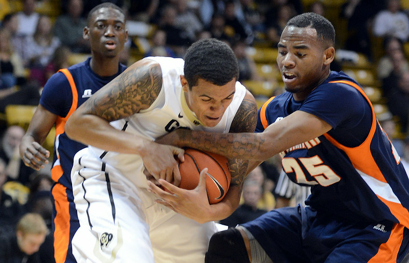 Colorado Tenn.-Martin NCAA Basketball105  Colorado Tenn.-Martin