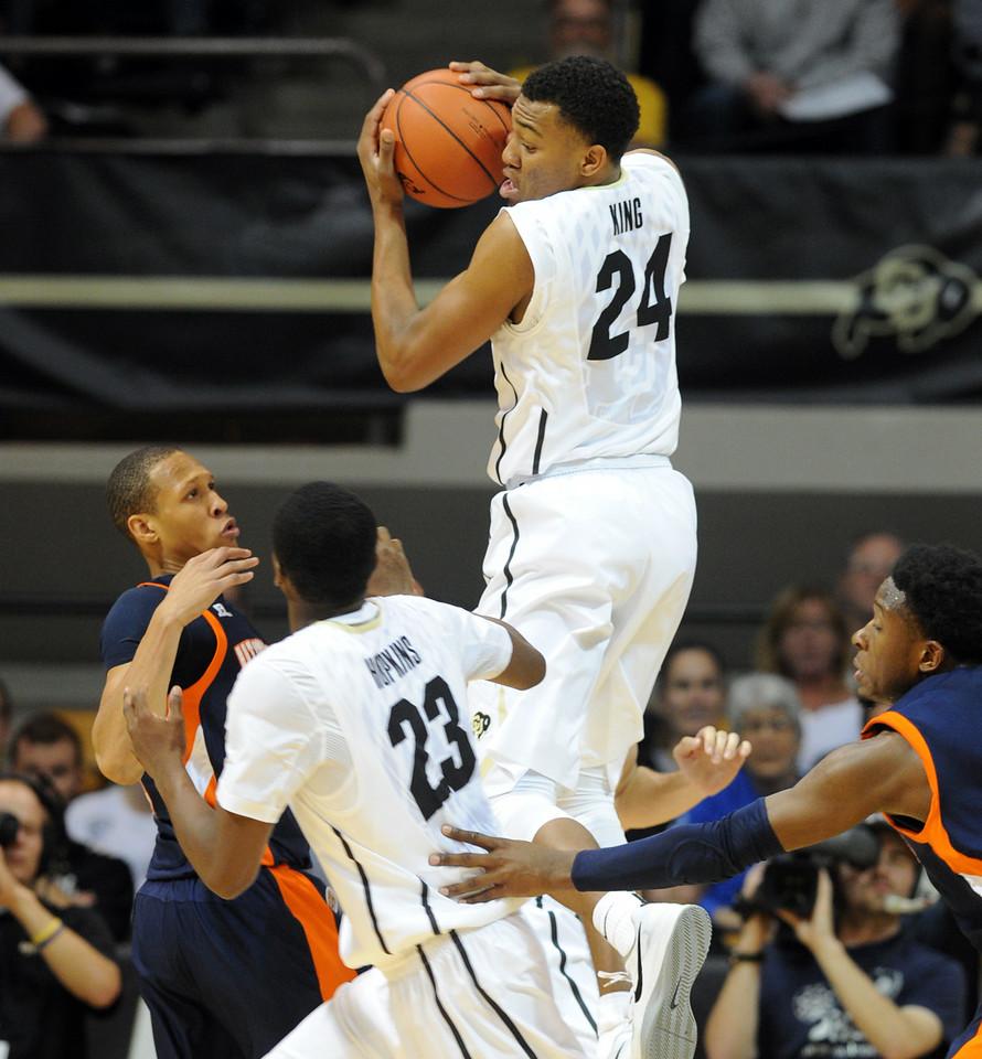 Colorado Tenn.-Martin NCAA Basketball77  Colorado Tenn.-Martin N