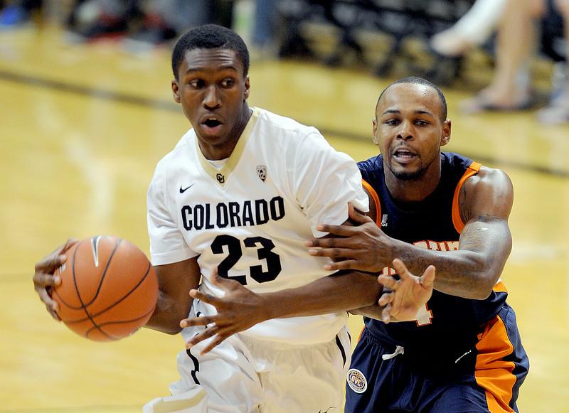 Colorado Tenn.-Martin NCAA Basketball142  Colorado Tenn.-Martin