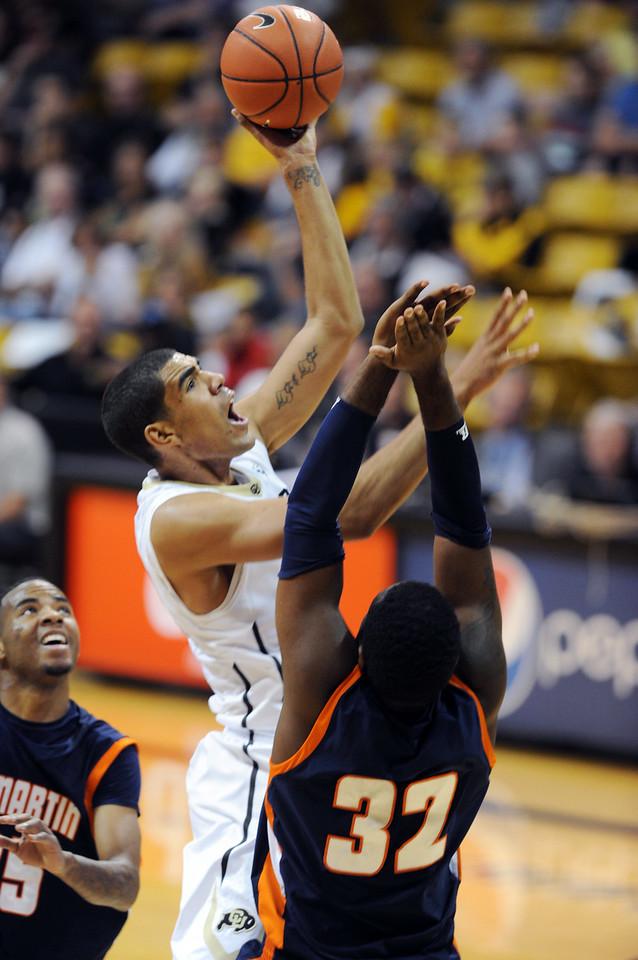 Colorado Tenn.-Martin NCAA Basketball139  Colorado Tenn.-Martin