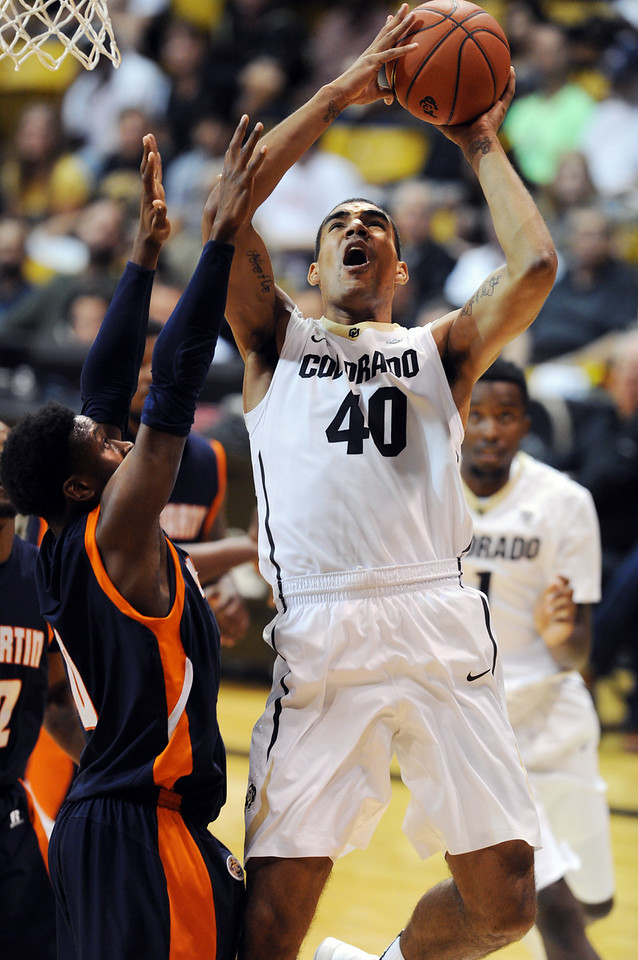 Colorado Tenn.-Martin NCAA Basketball135  Colorado Tenn.-Martin