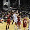 "University of Colorado's past Stanford University's during a basketball game on Thursday, Feb. 23, at the Coors Event Center on the CU campus in Boulder. For more photos of the game go to  <a href=""http://www.dailycamera.com"">http://www.dailycamera.com</a><br /> Jeremy Papasso/ Camera"