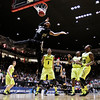 NCAA Colorado Baylor Basket.JPG Colorado guard Carlon Brown (30) dunks against Baylor during the first half of an NCAA men's college basketball tournament third-round game Saturday, March 17, 2012, in Albuquerque, N.M. Baylor won 80-63. (AP Photo/Matt York)