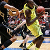 NCAA Colorado Baylor Ba(20).JPG Baylor foward Quincy Acy, right, backs down Colorado foward Andre Roberson during the first half of an NCAA tournament third-round college basketball game on Saturday, March 17, 2012, in Albuquerque, N.M. (AP Photo/Matt York)