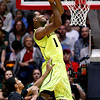 NCAA Colorado Baylor Ba(4).JPG Baylor forward Perry Jones III dunks against Colorado during the second half of an NCAA tournament third-round college basketball game on Saturday, March 17, 2012, in Albuquerque, N.M. Baylor won 80-63. (AP Photo/Matt York)