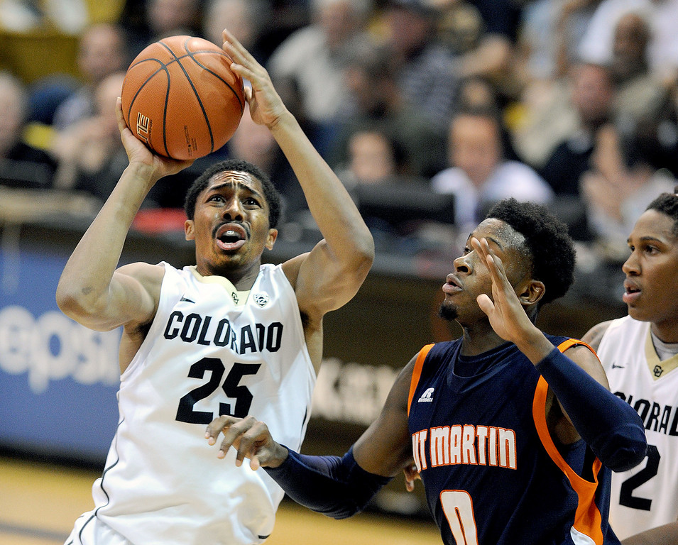 Colorado Tenn.-Martin NCAA Basketball155  Colorado Tenn.-Martin