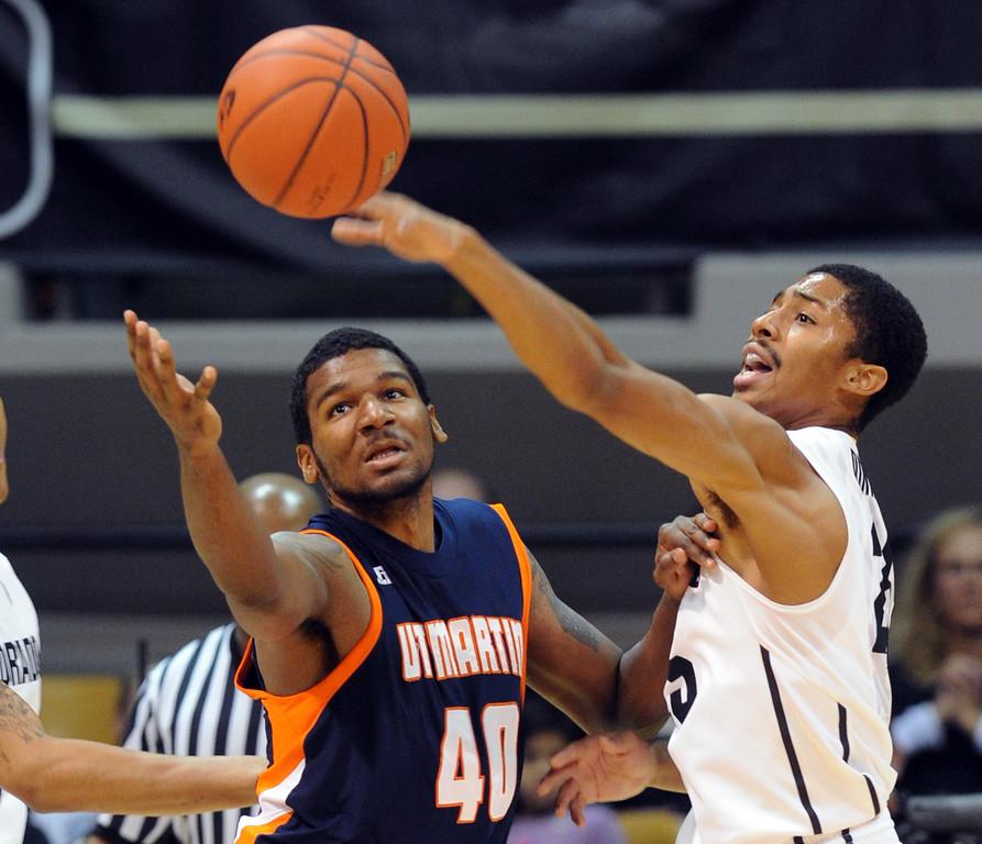 Colorado Tenn.-Martin NCAA Basketball21  Colorado Tenn.-Martin N