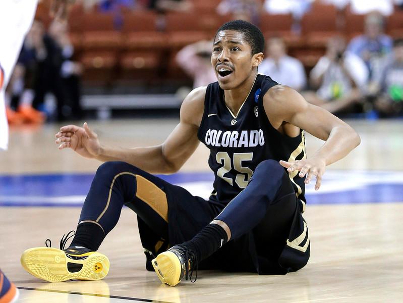 APTOPIX NCAA Colorado Illinois Basketball