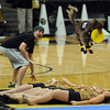 "The Disc Dogs performed at halftime of the CU CSU women's game.<br /> For more photos from CU CSU basketball, go to  <a href=""http://www.dailycamera.com"">http://www.dailycamera.com</a>.<br /> Cliff Grassmick / December 5, 2012"