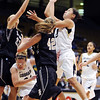 "Jasmine Sborov of CU puts up a shot on Idaho during the first half of the November 11,  2012 game in Boulder.<br /> For more photos of the CU women, go to  <a href=""http://www.dailycamera.com"">http://www.dailycamera.com</a><br /> Cliff Grassmick / November 11, 2012"