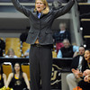 "CU coach Linda Lappe can't believe the non-call<br /> during the first half of the February 11, 2012 game in Boulder.<br /> For more photos of the game, go to  <a href=""http://www.dailycamera.com"">http://www.dailycamera.com</a>.<br /> February 11, 2012 / Cliff Grassmick"