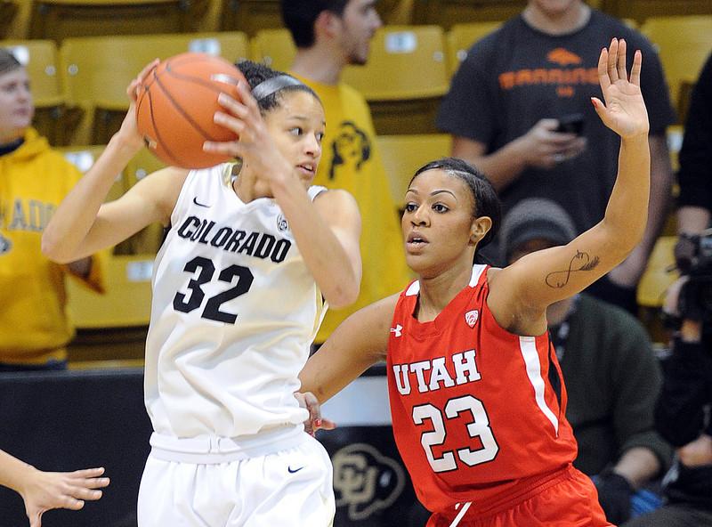 Colorado Utah NCAA Women's Basketball6  Colorado Utah NCAA Women