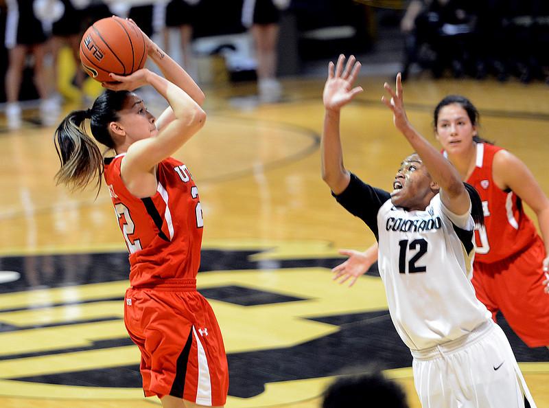 Colorado Utah NCAA Women's Basketball60  Colorado Utah NCAA Wome