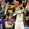 "Lexy Kresl of Colorado fires up a three on Weber State.<br /> For more photos of the game, go to  <a href=""http://www.dailycamera.com"">http://www.dailycamera.com</a>.<br /> December 17, 2011 / Cliff Grassmick"