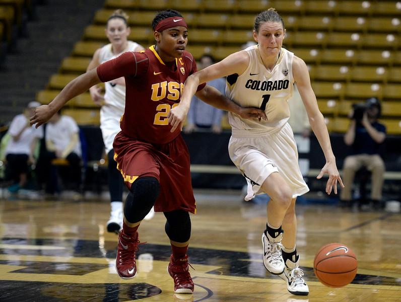 CU vs USC Women's Basketball