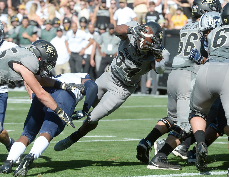 Cu Buffs Take Care Of Business Against New Hampshire Buffzone