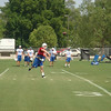 Andrew Luck delivers a pass