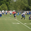 Indianapolis Colts training camp, July 30, 2012