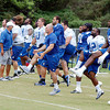 Colts Camp: day 8 of practice.