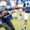 Don Knight | The Herald Bulletin<br /> Colts Camp at Anderson University on Friday.