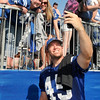 John P. Cleary | The Herald Bulletin<br /> last day of Colts Training Camp.