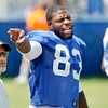 John P. Cleary | The Herald Bulletin<br /> Colts Training Camp Monday August 1, 2016.