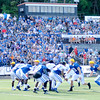 Don Knight | The Herald Bulletin<br /> The crowd for Tuesday evenings Colts Camp practice at Anderson University on Tuesday was estimated at 4,000.