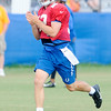 Don Knight | The Herald Bulletin<br /> Colts Camp practice at Anderson University on Friday.