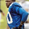 Colts cornerback Darius Butler.