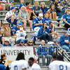 John P. Cleary | The Herald Bulletin<br /> Colts changing their public practice to Monday morning kept the crowds of fans down.