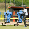 Don Knight | The Herald Bulletin<br /> Colts Camp practice Wednesday at AU.