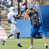 Don Knight | The Herald Bulletin<br /> Colts practice at AU on Sunday.
