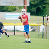 Don Knight   The Herald Bulletin<br /> Colts Camp practice at AU on Monday.