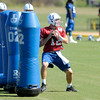 Don Knight   The Herald Bulletin<br /> Colts Camp at AU on Wednesday.