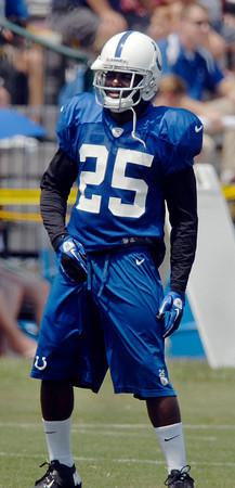 Colts cornerback Jerraud Powers.