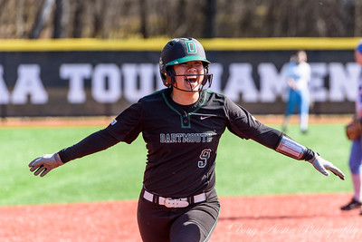 Columbia vs Dartmouth Softball