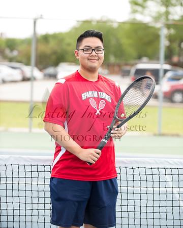 Comeaux Tennis 2017