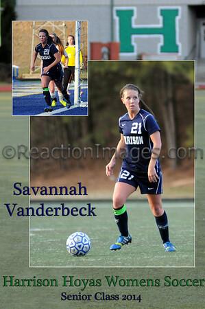 Soccer -  Senior 4 (18 x 24)