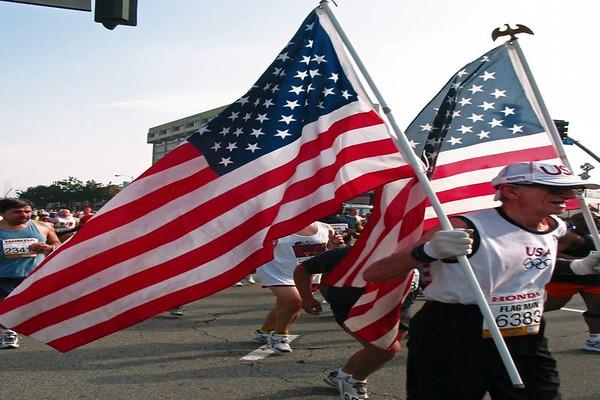 Acura Bike Tour and LA Marathon