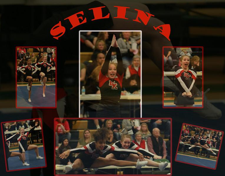 Selina Cheer