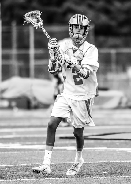 B+W from the win over RHAM