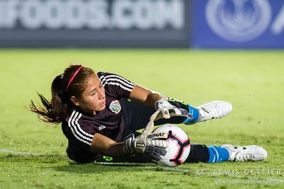 Mexico goalkeeper Cecilia Santiago (1)