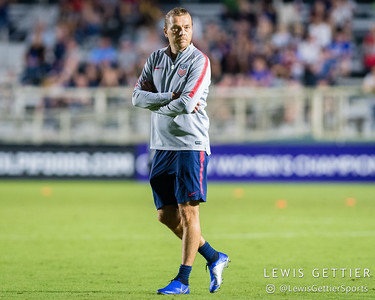 United States Assistant coach Tony Gustafsson