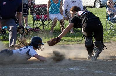 Conneaut-Jefferson softball spring 2013