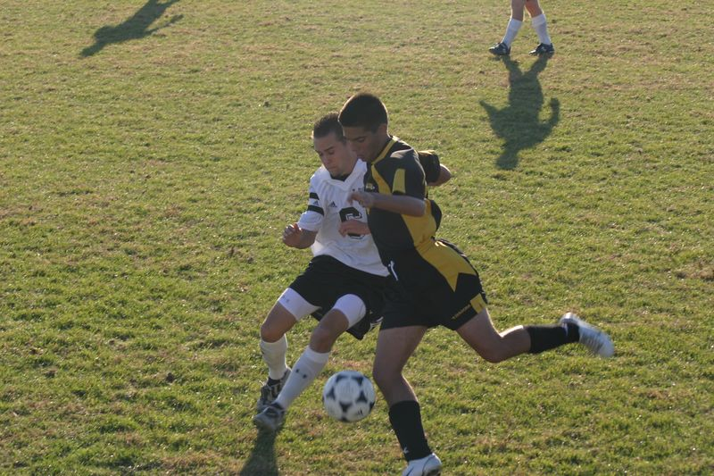 20041026 Soccer vs  Sachem North 001
