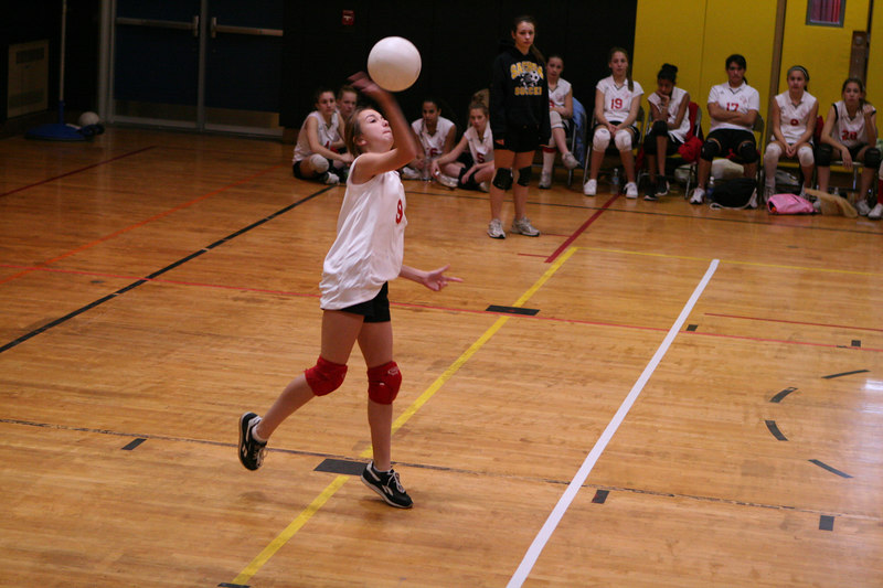20061209 Samantha's Volleyball 050