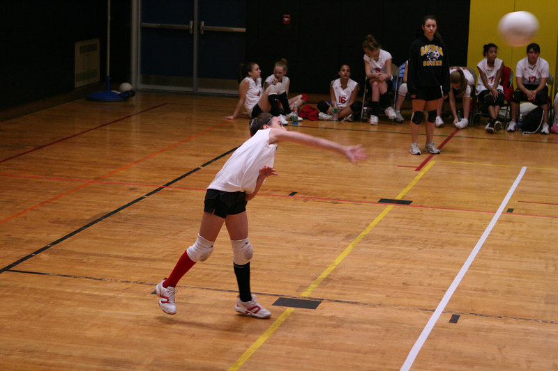 20061209 Samantha's Volleyball 032