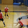 20071004 Volleyball vs  Northport 017