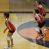 20071004 Volleyball vs  Northport 010