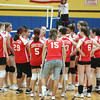 20071005 Volleyball vs  Commack 010